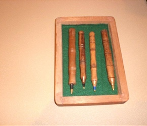 INEXPENSIVE PENS BY FRANK  GIAOCONE.jpg